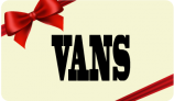 Vans Stores Gift Cards